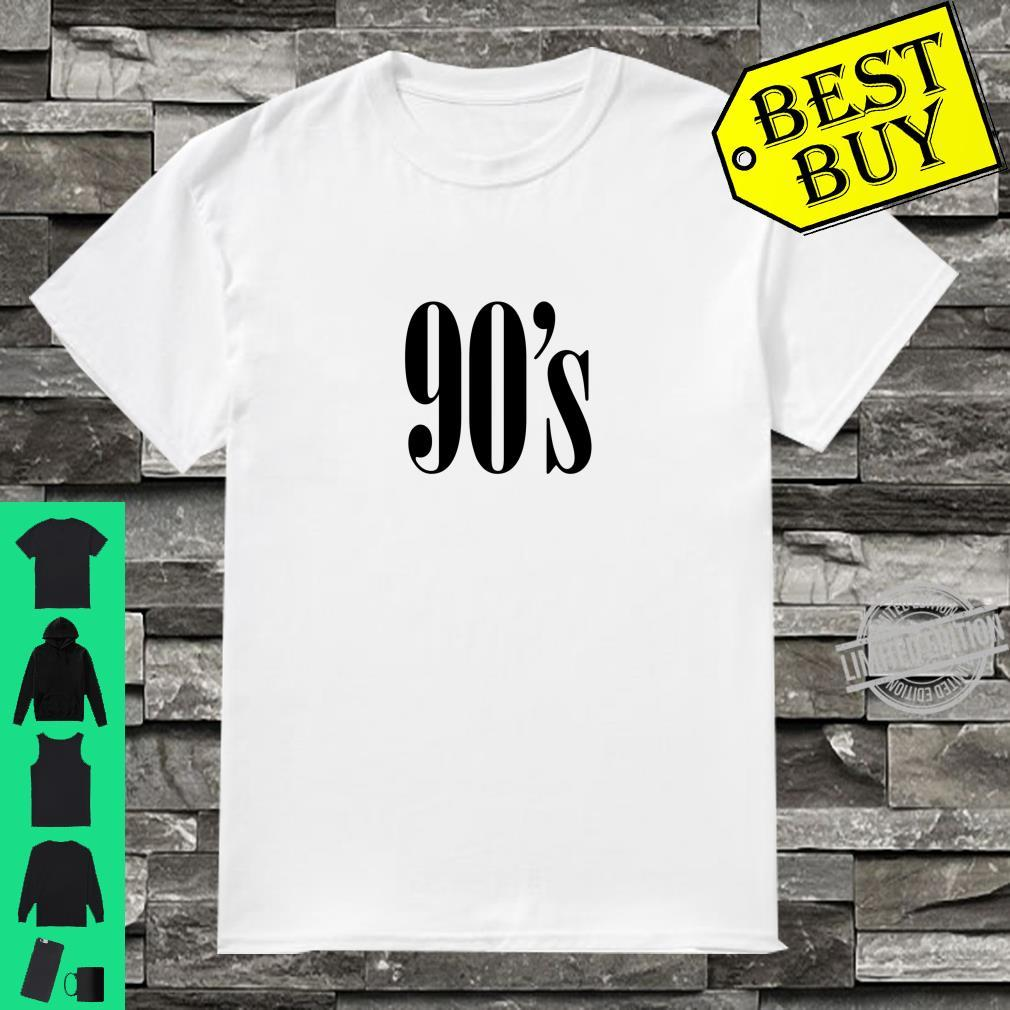 90's, Made In The 90's, 90's Font, 90's Baby Shirt