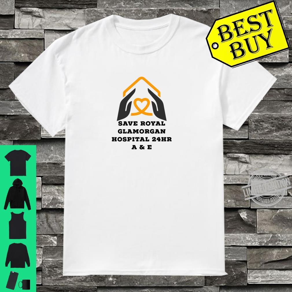 Save Royal Glamorgan Hospital A & E Shirt
