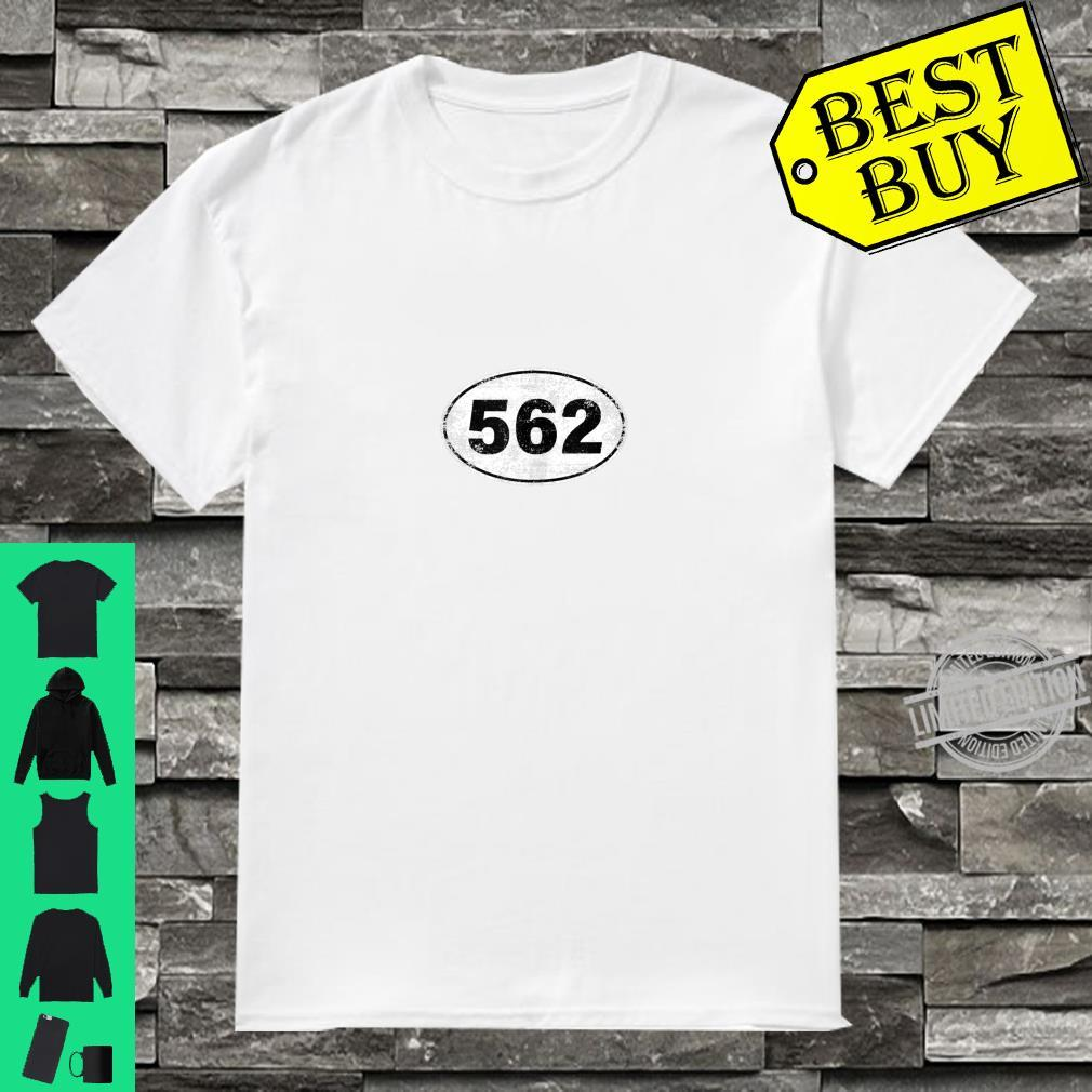 The 562 California area code local pride idea Shirt