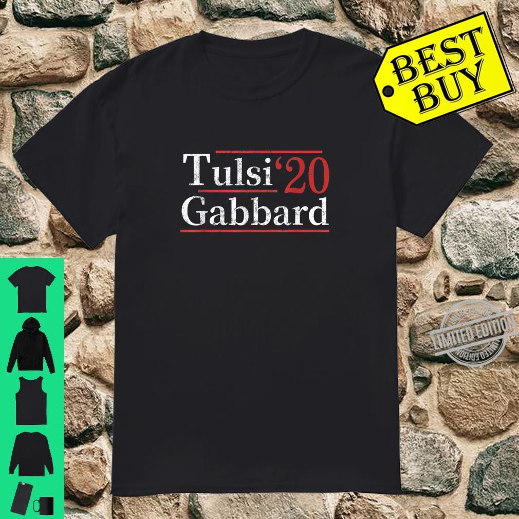 Tulsi Gabbard 2020 Shirt Gabbard For President Shirt