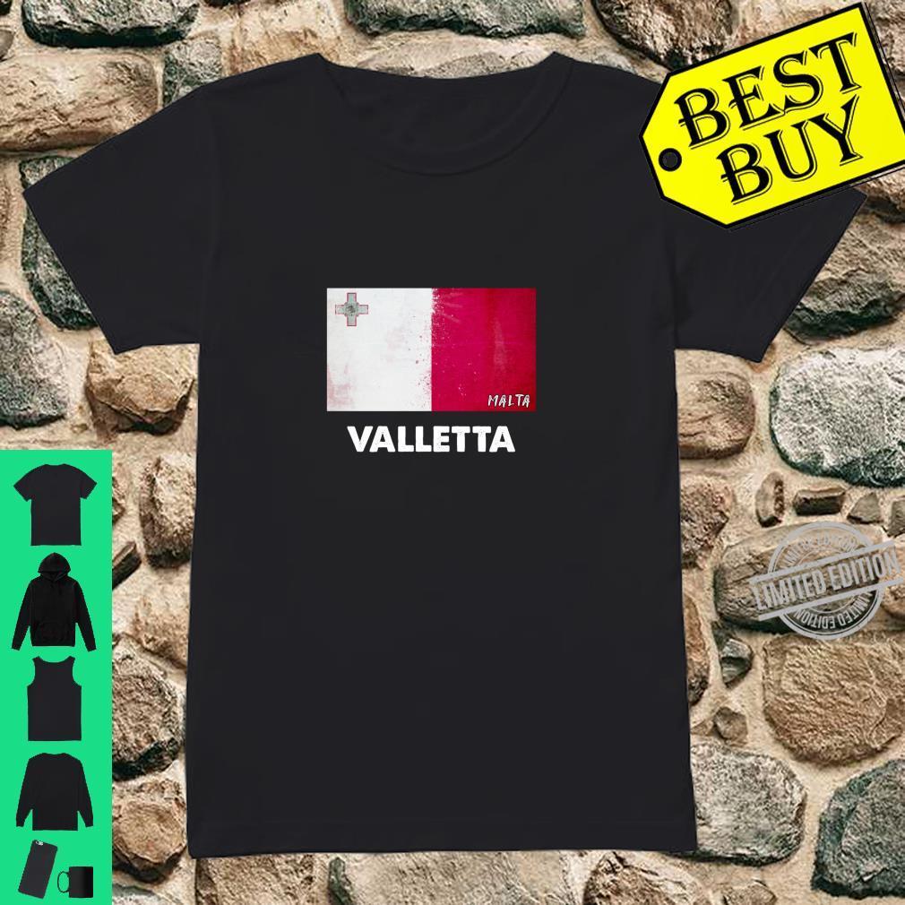 Valletta Malta Shirt ladies tee