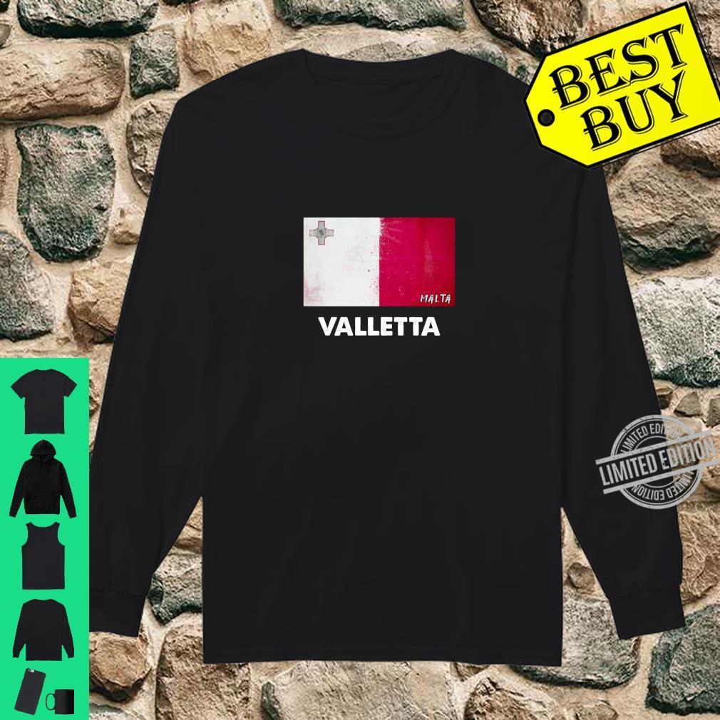 Valletta Malta Shirt long sleeved