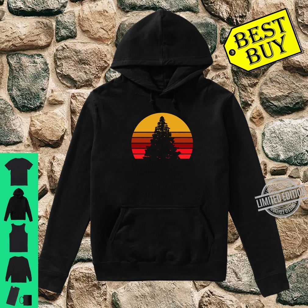 Vintage Sunset Rock,, Shirt hoodie