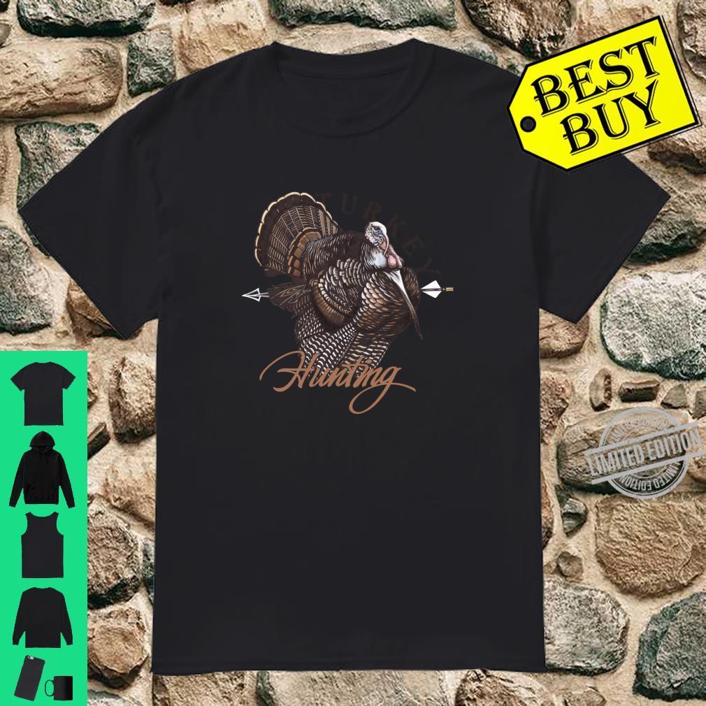 Wilde Truthahnjagd Shirt